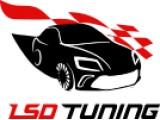Логотип Lsd-tuning Тюниг Ваз, тюнинг Лада, интернет магазин тюнинга.